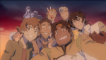Team Voltron (Ending Episode)