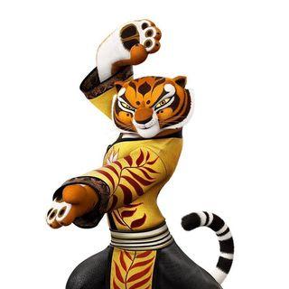 Kung Fu Panda Baby Tigress