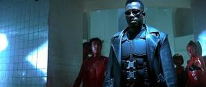 Blade's first appearance