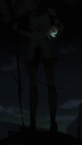 Celty's head and body