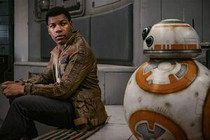 Finn and BB-8