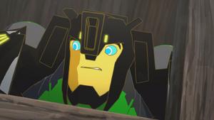 Grimlock's Head