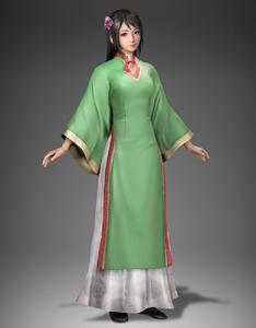 Guan Yinping Civilian Clothes (DW9)