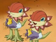 2 Floramon (Frontier)