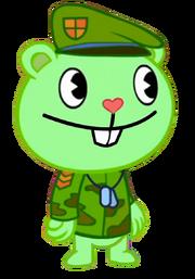 Flippy (Happy Tree Friends)