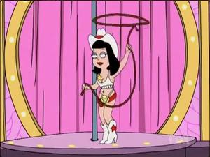 Hayley the Stripper