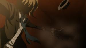 Kizakura saves Kirigiri