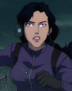 Lois Lane Justice League The Flashpoint Paradox JPG