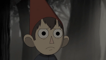 Wirt after betrayed by Beatrice