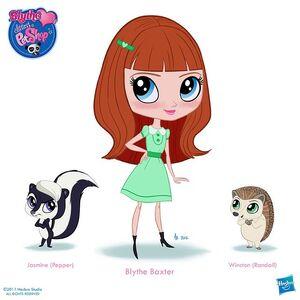 Blythe Baxter Since 2010