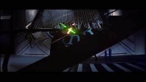 Darth Vader debris