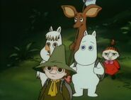 Friends in the Forest of Witch