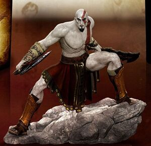 GOW-A-Statue