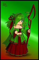Green Mage Anna
