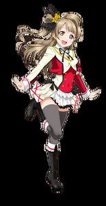 Minami Kotori Character Profile (Pose 6)