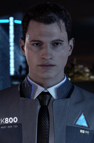 ConnorANDROID.detroitbecomehuman4K