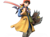 Eight (Dragon Quest VIII: Journey of the Cursed King)