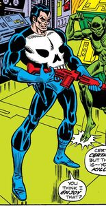Frank Castle (Earth-616) from Amazing Spider-Man Vol 1 129 0001