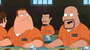 Joe in prison