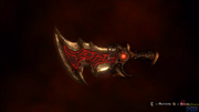 Kratos Blades of Athena (God of War III)