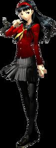 Yukiko Amagi render