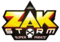 Zak Storm Super pirate logo