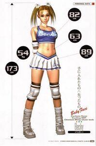 Becky profile