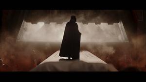 Darth Vader warns