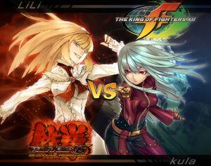 Lili vs Kula