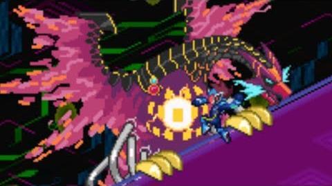 Mega Man Star Force 3 - Part 35 Crimson Dragon