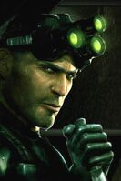 Sam Fisher-Chaos-Theory