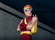 Speedy in Teen Titans