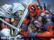 Deadpool Vs Taskmaster