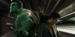 Hulk-vs-Bruce-Banner-Mark-Ruffalo-by-Rob-Keyes