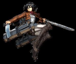 Mikasa 2