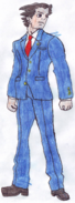 Phoenix Wright (Character What) 2