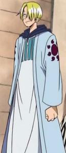 Sanji Alabasta Arc Outfit
