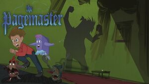 The Pagemaster by drunk n crunk punk-d5t4w5p