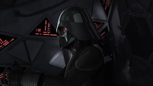 Vader flying