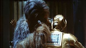 Chewbacca 3PO