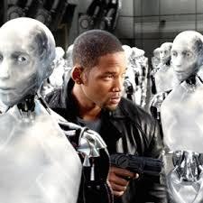 Del Spooner- Robots