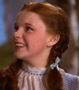 Dorothy Gale smiling kindly