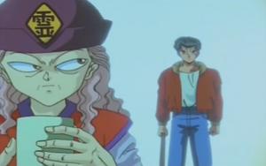 Genkai & Yusuke