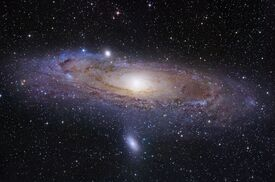Andromeda Galaxy (NASA - Hubble Telescope)