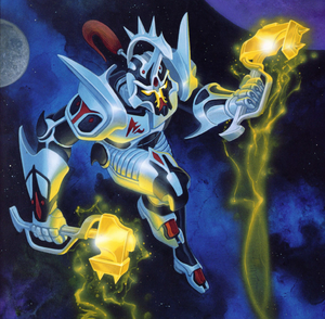 Cosmo-Knight (Rifts Dimension Book, Three Galaxies)