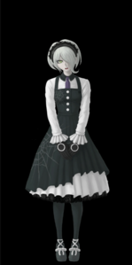 Danganronpa V3 Kirumi Tojo Effigy Model