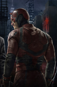 Daredevil- Armor Suit 2