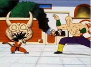 Goku vs Tien