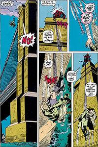 Spider-man death-of-gwen-stacy