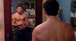 2002-Rami-Maguire-Spider-man-movie-Peter-Parker-Tobey-Maguire-hot-sexy-topless-body